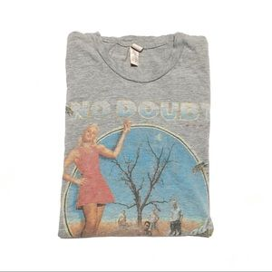 No Doubt Band Tee